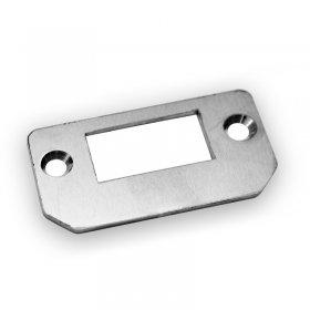 Gâche inox entraxe 56 mm pour portails battants et portillons Classic et Variation²